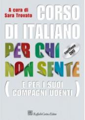 Corso di italiano per chi non sente