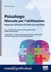 Psicologo Manuale per l'abilitazione