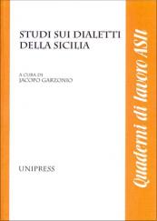 Studi sui dialetti della Sicilia