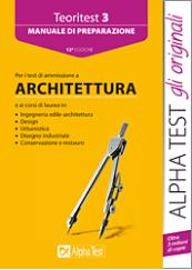 Teoritest 3. Manuale di preparazione Architettura