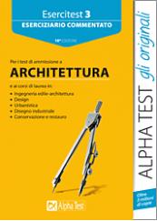 Esercitest 3 Eserciziario commentato Architettura