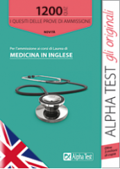 1200 quiz per Medicina in inglese