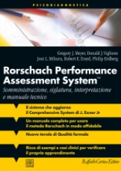 Rorschach Performance Assessment System