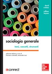Sociologia generale - Temi, concetti, strumenti