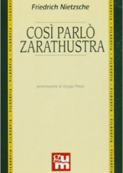 Cosi Parlo Zarathustra