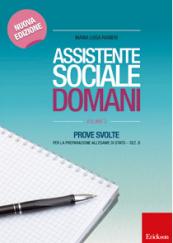 Assistente sociale domani vol. 2 Prove svolte
