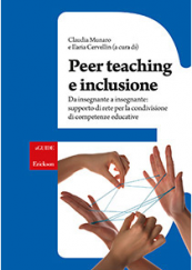 Peer teaching e inclusione Da insegnante a insegnante: supporto di rete per la condivisione di competenze educative