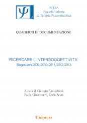 Ricercare l'intersoggettività Quaderni di documentazione SITPA