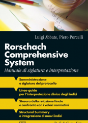 Rorschach Comprehensive System Manuale di siglatura e interpretazione