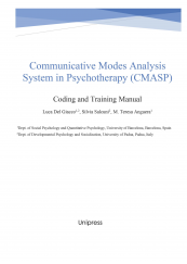 Communicative Modes Analysis System in Psychotherapy (CMASP) Coding and Training Manual