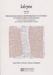 Logoi Psicologia delle differenze culturali e clinica della devianza