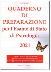Quaderno di preparazione per l'esame di stato di Psicologia