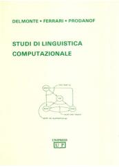 Studi di linguistica computazionale