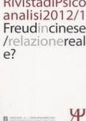 Freud in cinese/relazione reale?