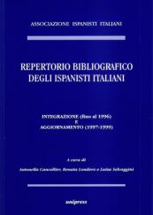 Repertorio bibliografico degli ispanisti italiani