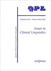Issues in Clinical Linguistics