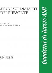 Studi sui dialetti del Piemonte