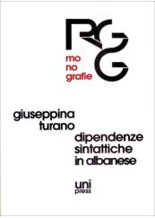 Dipendenze sintattiche in Albanese