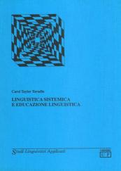 Linguistica sistemica e educazione linguistica