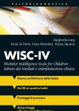 WISC-IV Wechsler Intelligence Scale for Children: lettura dei risultati e interpretazione clinica